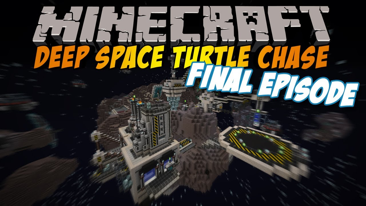 DEEP SPACE TURTLE CHASE