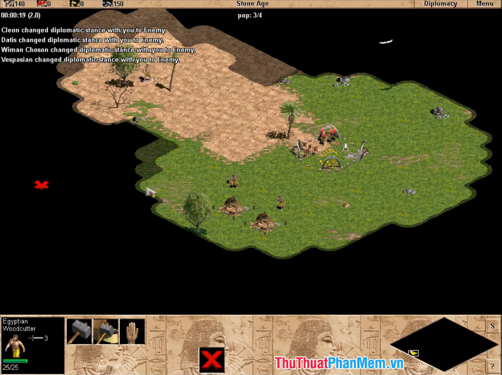 Hình ảnh trong game Age Of Empires The Rise Of Rome - 1